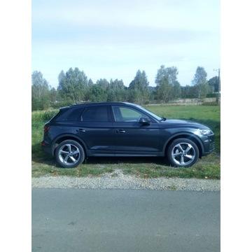 Audi Q5 SALON POLSKA 1 WŁAŚCICIEL FUL NA GWARANCJI