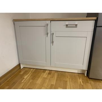 Ikea szafka kuchenna do kuchni szuflada półki
