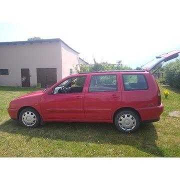 Volkswagen polo 1.4 kombi rok 1997