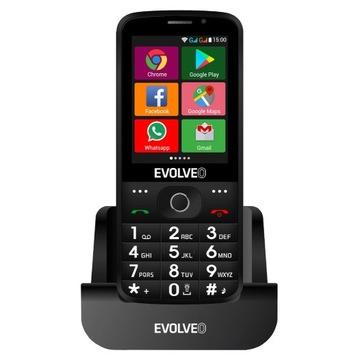 Super telefon/smartfon EVOLVEO GPS, INTERNET, WI-F