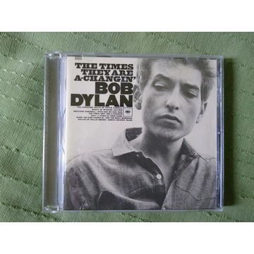 CD Bob Dylan The Times They Are A-Changin