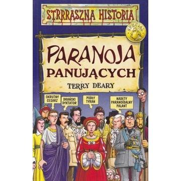 Paranoja panujących - Strrraszna historia - Deary
