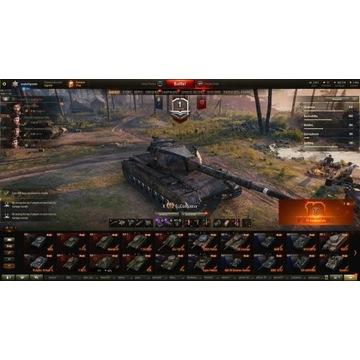 23 czołgi premium i specjalne TaNiO do nego