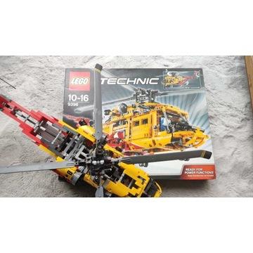 Lego Technic 9396 helikopter ratunkowy 2w1
