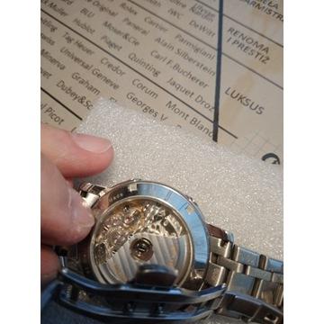 Zegarek automatic Jaguar j939ETA Vajloux7750