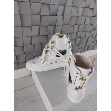 Piękne nowe buty Eva Minge roz 39 wkładka 25 cm