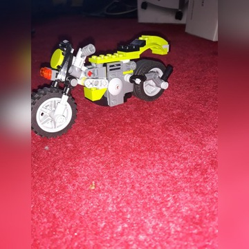 Lego Creator 31018 Motocykl
