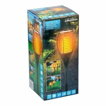 Pochodnia solarna lampa Grundig 6 sztuk 72led