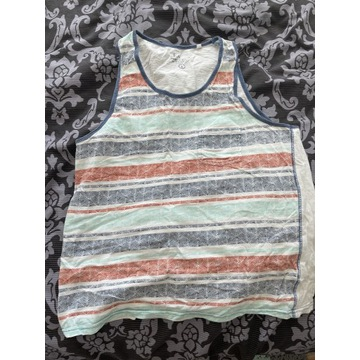 Męska koszulka bez rękawów rozmiar L