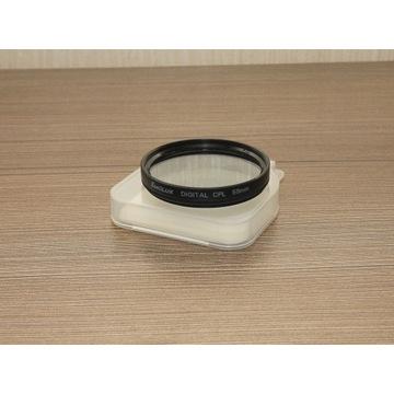 Emolux filtr CPL polaryzacyjny kołowy 55mm, Japan