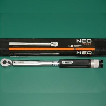 Okazja! Klucz dynamometryczny Neo Tools 10-60 Nm
