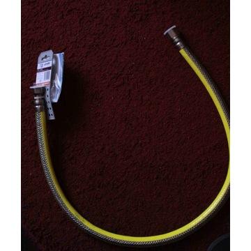 przyłącze gazowe elastyczne LECHAR
