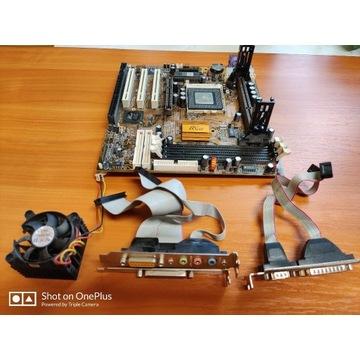 BXcel PC100 płyta główna procesor