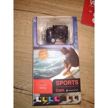 Kamera sportowa Sports camp