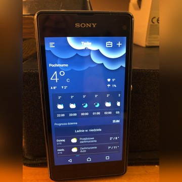 Sony Xperia Z 1 Compact D5503