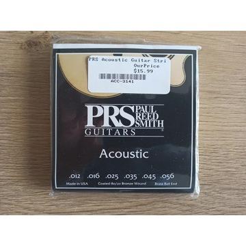PRS Struny do gitary akustycznej 12-56.
