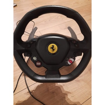 Kierownica xbox 360 Thrustmaster Ferrari458 Italia