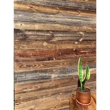 Panele drewniane. Stare deski ozdobne 150-190cm.