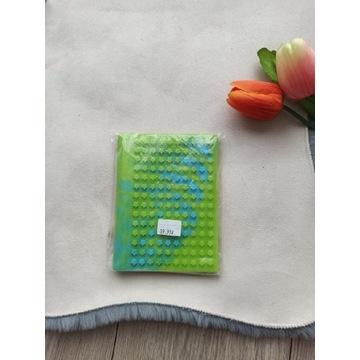 Nowa okładka silikonowa na paszport A6 * Empik