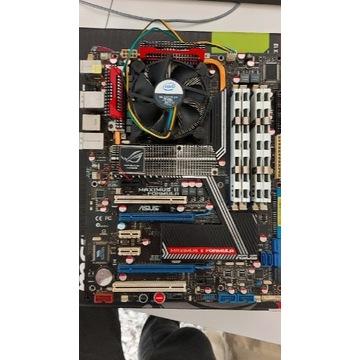 ASUS ROG MAXIMUS II FORMULA 8GB RAM MUSHKIN