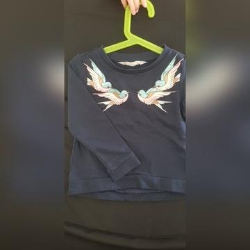 bluza H&M rozmiar 98-104 2-4 lata