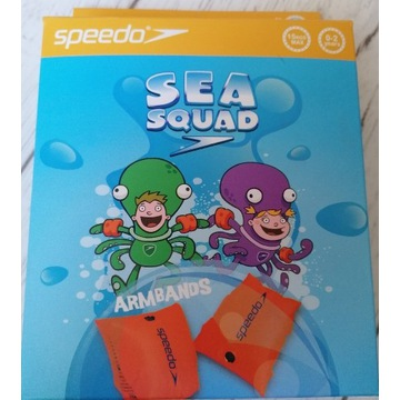 Speedo Sea Squad rękawki 0-2 lata do 15kg