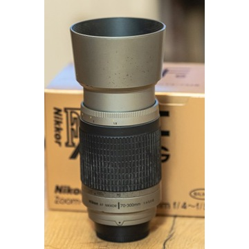Nikon   Nikkor  AF 70-300mm 1:4-5.6 G - komplet
