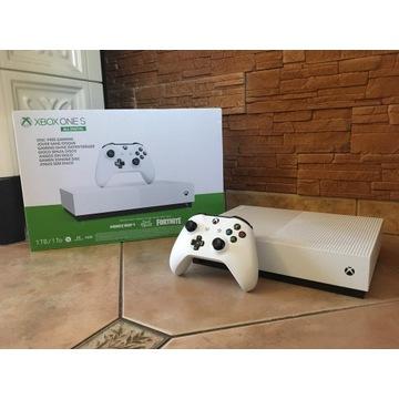 Xbox One S All-Digital, stan bardzo dobry