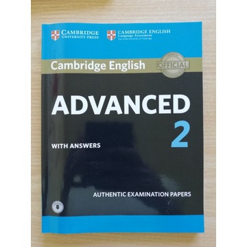 Cambridge English Advanced 2 with answers
