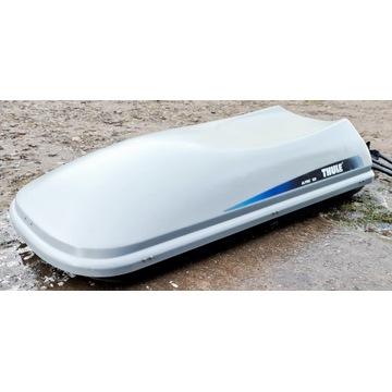 Bagażnik / box dachowy Thule Alpine 100
