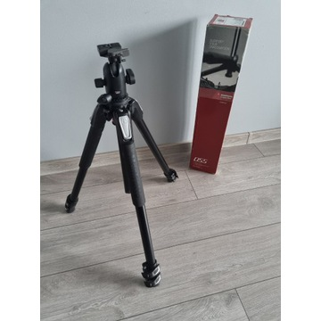 Statyw manfrotto Mt055XPRO3 + głowica MN 498 rc2