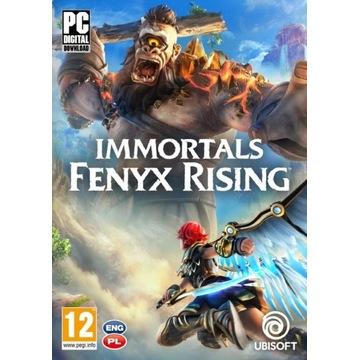 Immortals fenyx rising PC kod instalacyjny uplay