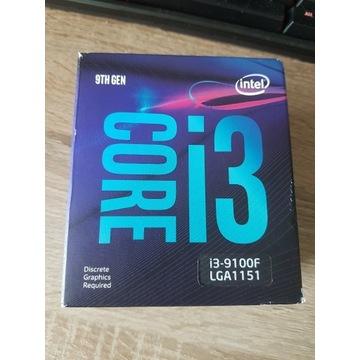 Procesor Intel i3-9100F LGA1151