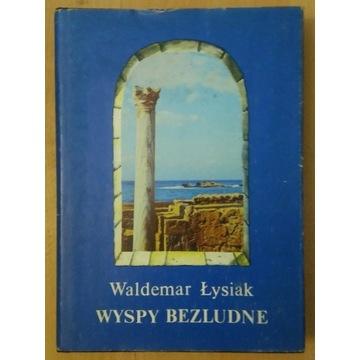 Wyspy bezludne, Waldemar Łysiak