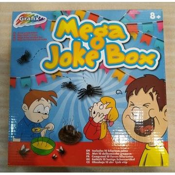 Zestaw do żartów Mega joke box pudełko żartownisia
