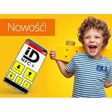 niezgubka NFC opaska życia ID niezgubki