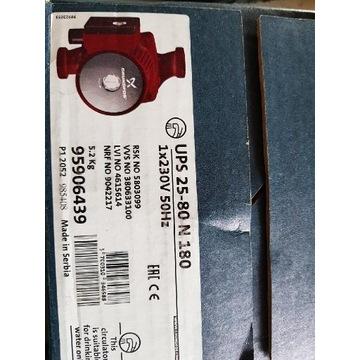 Pompa GRUNDFOS 25-80N180