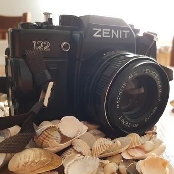 Zenit 122, Helios 44M - 7