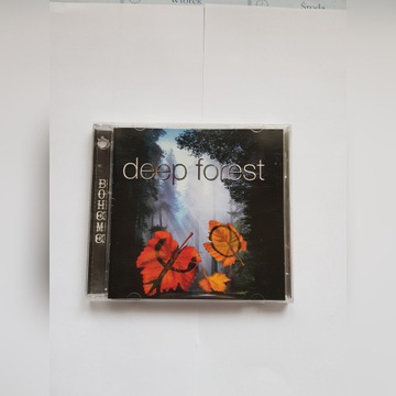 Deep Forest - Boheme CD USA