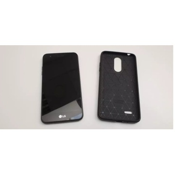 Telefon LG K4 dual sim - stan idealny - etui grati