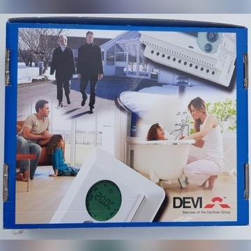 Devi jednostka centralna Devireg 850 wyświetl. LED