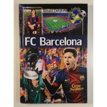 Fc Barcelona- książka