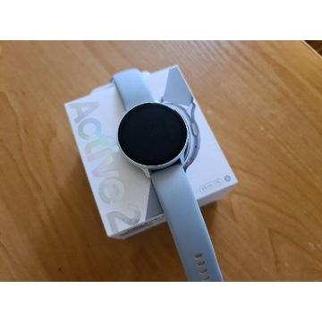 Jak NOWY Samsung Watch Active 2 44mm LTE srebrny