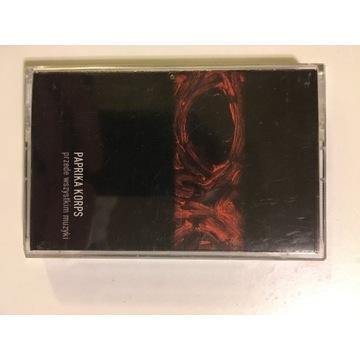 kaseta Paprika Korps Przede wszystkim muzyki