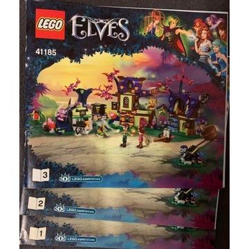 lego elves 41185 magiczny ratunek z wioski goblina
