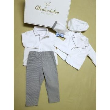Ubranko garniturek dla chłopca