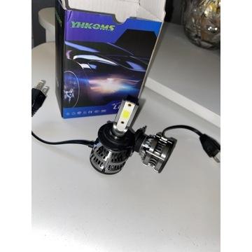Żarówki LED H7