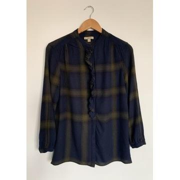 Koszula z wełną Burberry Brit S/M