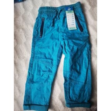 Nowe spodnie 92