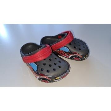 Crocs oryginalne crocsy C6 22-23 klapki JAK NOWE